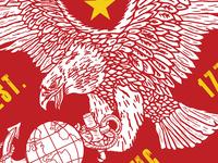 Protecting Freedom USMC