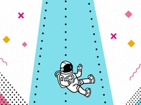 Nick Kids Choice Awards Astronaut
