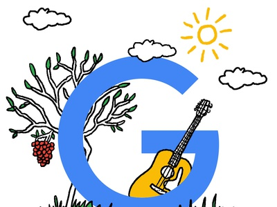 Doodle For Google google illustration art director design illustration
