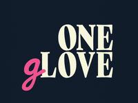 ONE gLOVE