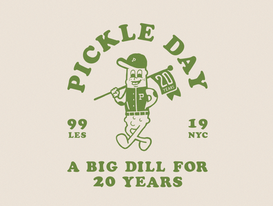 A Big Dill for 20 Years