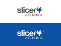 Sliced in America Logo