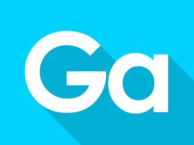 G.A. design drop-shadow