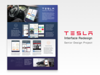 Tesla Interface Redesign - Senior Project