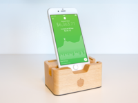 Acorns Core Dock