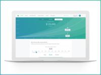 Acorns Web App 2.0 - Potential