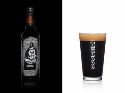 Grim Wreather Black IPA by Goodside Brewery