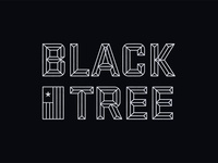 Black Tree Logo