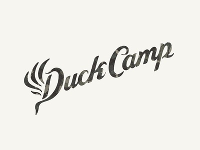 Duck Camp Logo