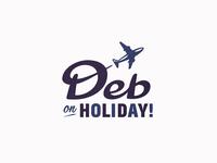 Deb on Holiday