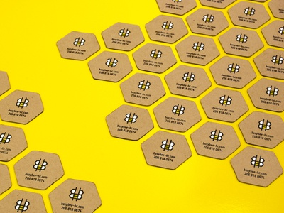 Busy Bee Housecleaning Magnets