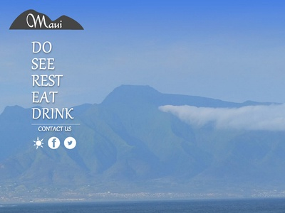 Travel Maui Home