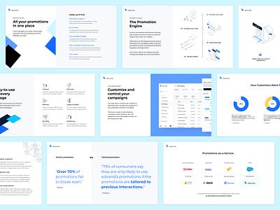 Slides Presentation - Pitch Deck branding illustration graphic design design