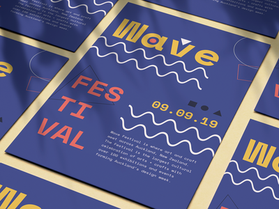 Festival Poster illustration typogaphy branding poster design graphic design