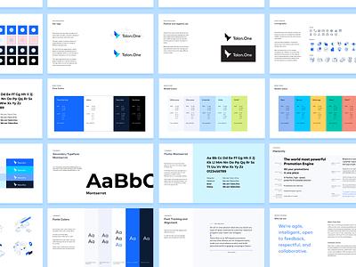 Brand Guidelines typography logo branding illustration graphic design design