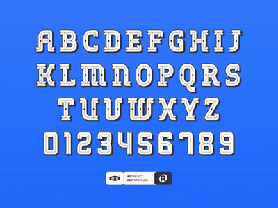 Alphabet_N_NEXUS game branding design typeface design font design typeface font type type design typography