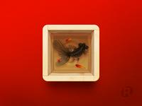 Goldfish Icon