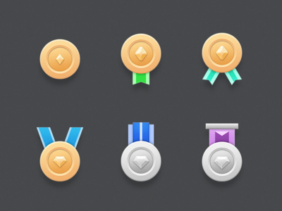 Medal Icons 01