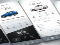 Lexus Autoshow touchscreen