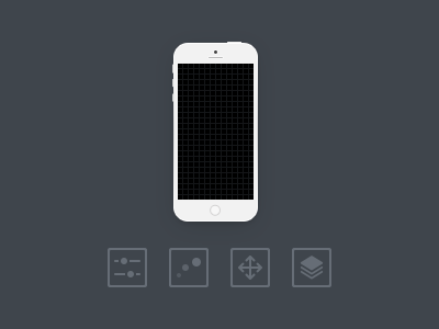 Tweak ipad prototyping tool uikit icons animation