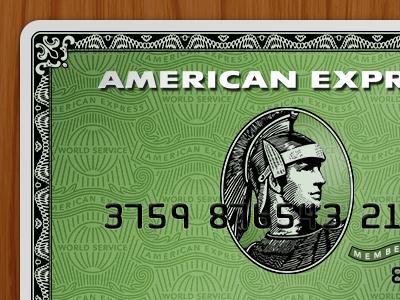 American Express Credit Card american express amex card credit card
