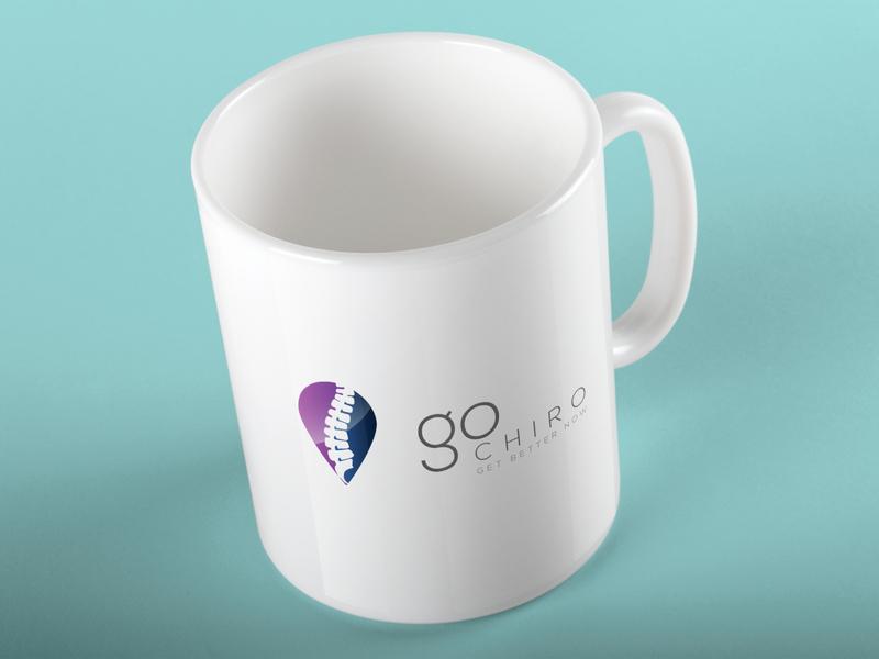 GoChiro Logo Version UI