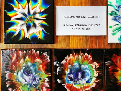 LIVE AUCTION PREVIEW / Join me on Sunday, February 2nd 2020 at 4