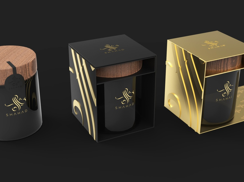 Luxury Packaging Design for Honey product design package design honey packaging