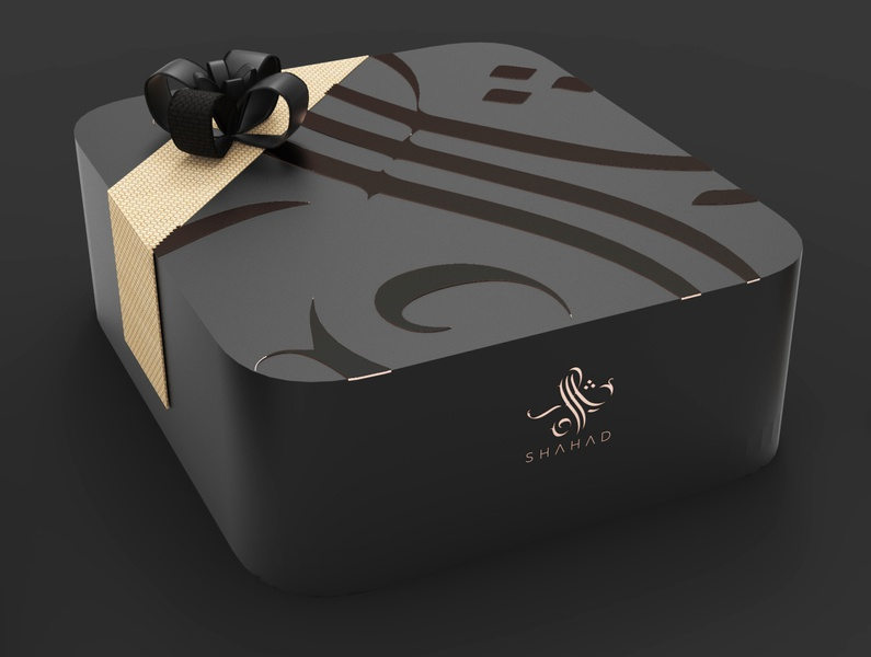 Luxury Packaging design for Honey calligraphy branding luxurious luxury product product design 3d packaging