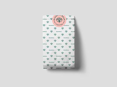 Bloom & Bean minimalistic minimalism packaging logo design flower logo minimal logo logo graphic design branding concept branding agency brand identity branding and identity branding design branding