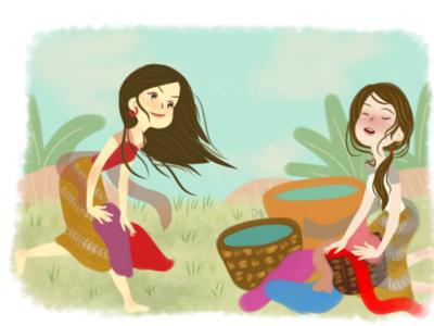 sister (bawang merah & bawang putih)