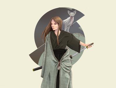 Sphinx samourai