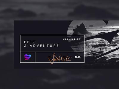 SFmusic branding profile design audiojungle envato