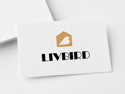 Livbird logo bird bird logo vector logos logos designer vector logo vector design minimal minimalist logo logo design logotype adobe illustrator branding logo design vector