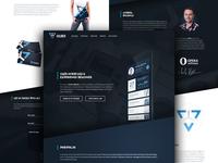 Caliber Website Design