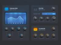 Audio UI Plugin