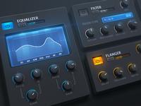 Audio UI - 3D