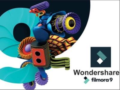 Wondershare Filmora 9 Free Download With Crack video editing video editor software