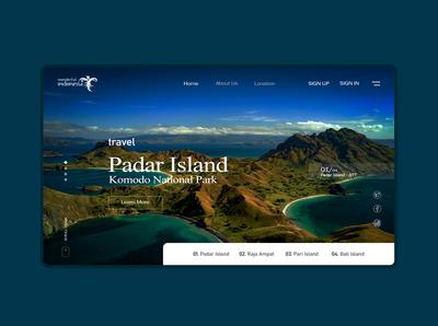 My concept web travel