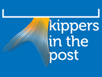 Kippers In The Post logo