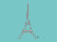 Le Eiffel Tower