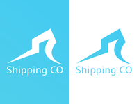 Shipping Co Demo Company Modern Minimalist Logo Design