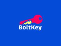 BoltKey logo