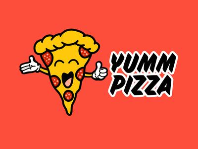 Yumm... Pizza!