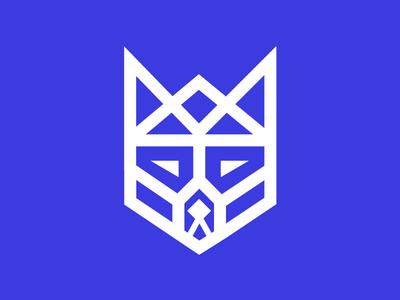 Logo design - Wolf