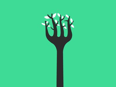 Nature Fork