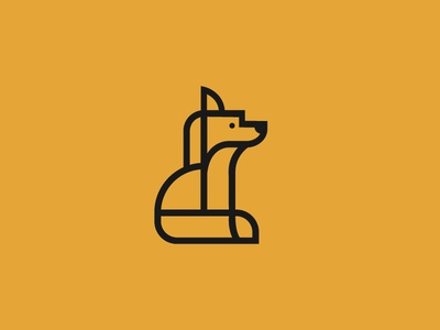 Logo Design - Golden Fox