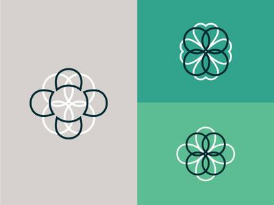 Mandala logo serie #1
