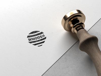 Whoosh logo mark