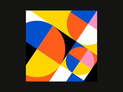 GEOM geometric flat vector art vector 2d art illustration simple flat illustration vectornator design